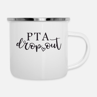 Parent parents - Enamel Mug