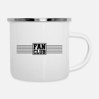 Fan Club fan club - Enamel Mug