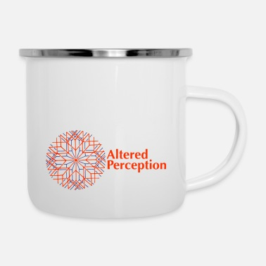 Perception Altered Perception - Enamel Mug