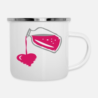 Elixir The Elixir of Love - Enamel Mug