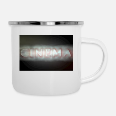 Waxe WAX CINEMA - Enamel Mug
