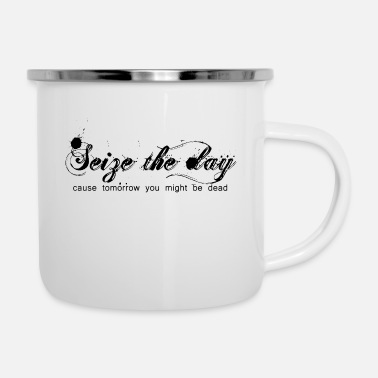 Seize The Day Seize the Day tee - Buffy - Enamel Mug