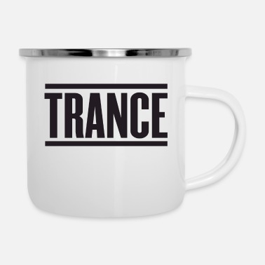 Trance Trance - Emaille mok