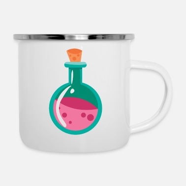 Magic Potion Magic potion - Enamel Mug