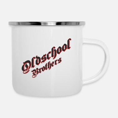 Brothers Brothers brother - Enamel Mug