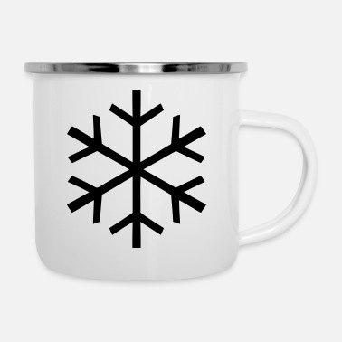Frost Frost - Emaille-Tasse