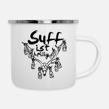 Suff Suff is holy - Enamel Mug