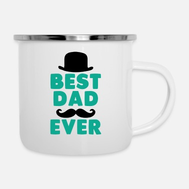 Father's Day Father's Day - Enamel Mug