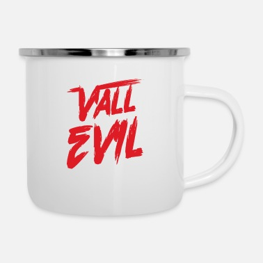 Pull The Root Root of All Evil - Root of All Evil Gift - Enamel Mug