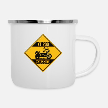 Multistrada XT1200 Enduro Crossing - Enamel Mug