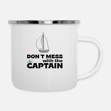 Sayings Funny sayings for sailors - Enamel Mug