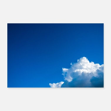 Cloud clouds - Poster