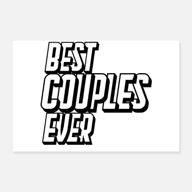 Couples best couples ever - Poster