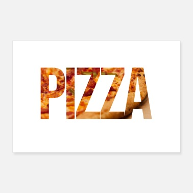 Restaurant Pizza restaurant food - Poster