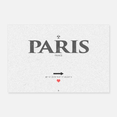 I Love I Love Paris - Poster