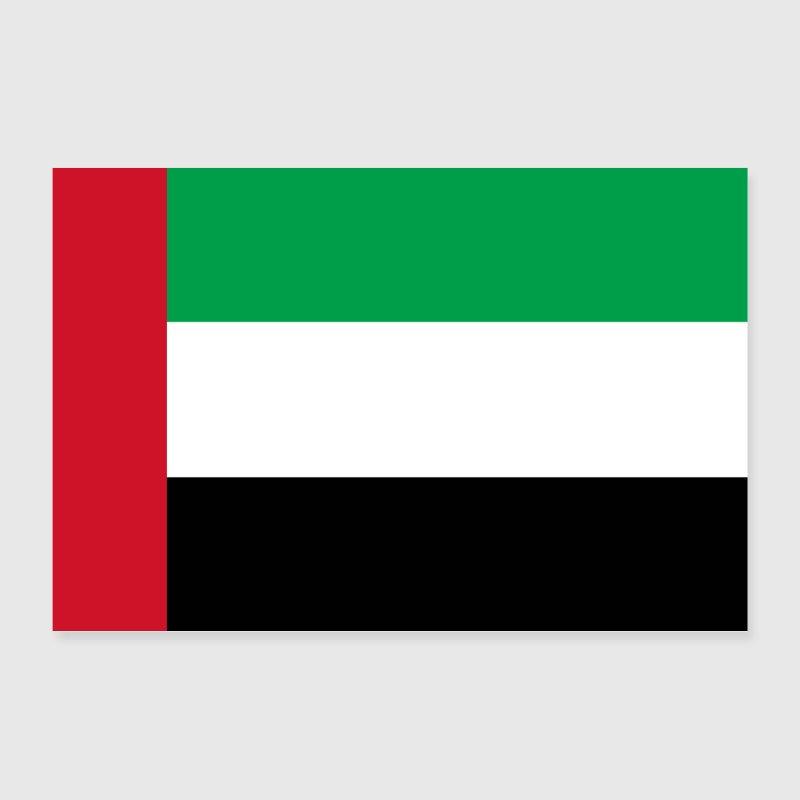 united arab emirates flag by spreadshirt