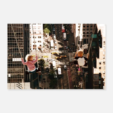 Ny NY City-Manhatten - Poster