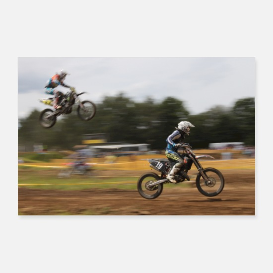 Motocross Posters - Motocross - Posters wit