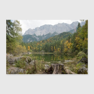 Frillensee - Poster 90 x 60 cm