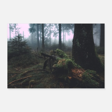 Forest 6 - Poster 36 x 24 (90x60 cm)