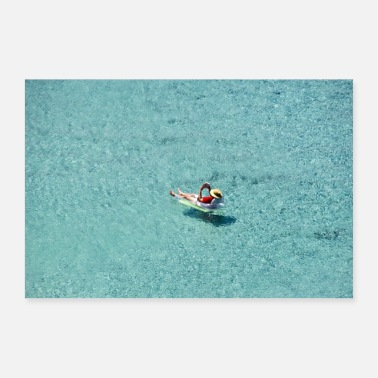Vacation vacation - Poster 36 x 24 (90x60 cm)
