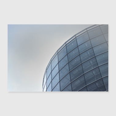 Architecture Photography Poster - Poster 36 x 24 (90x60 cm)