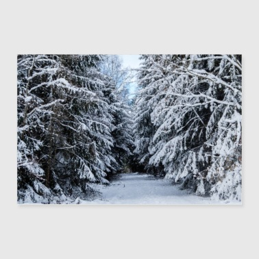 Winter Wonderland - Poster 36 x 24 (90x60 cm)