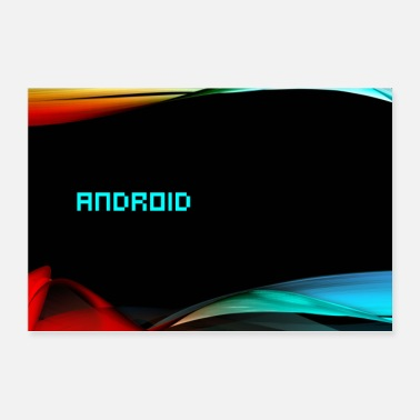 Android android - Poster
