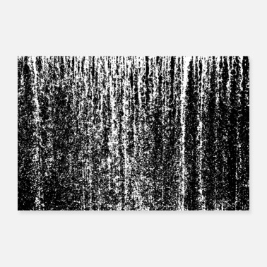 And Waterfall - Póster