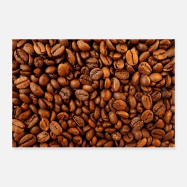 Coffee Bean Coffee Beans Coffee Bean Coffee Beans Coffee Cafe - Poster