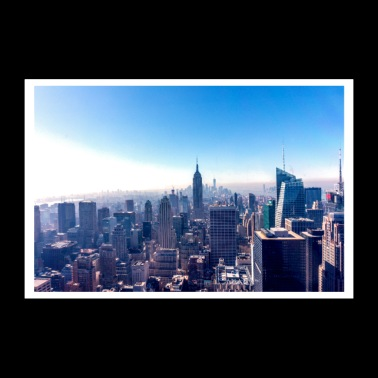 New York - Empire State Building - Juliste 90x60 cm