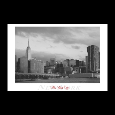 New York City (plakat) - Poster 90x60 cm