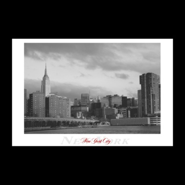 New York City (Poster) - Poster 90x60 cm