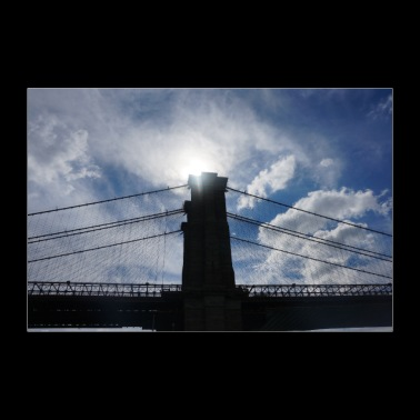 Brooklyn Bridge - Poster 90x60 cm