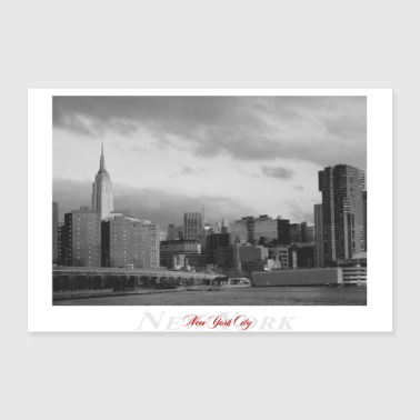 New York New York City (Affiche) - Poster 30 x 20 cm
