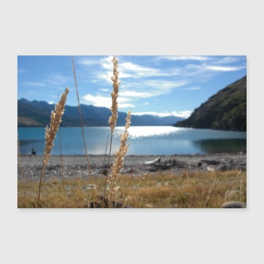 New Zealand - Poster 30x20 cm