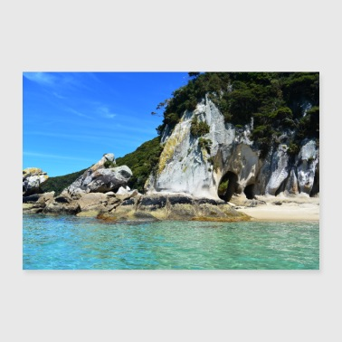 New Zealand - Abel Tasman National Park - 30x20 cm Poster