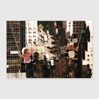 NY City-Manhattan - Poster 30x20 cm