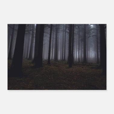Forest 3 - 30x20 cm Poster