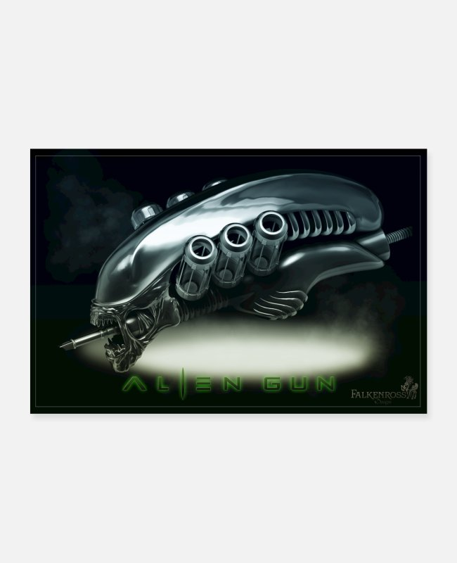 3D Posters - 3D tattoo art - Posters white