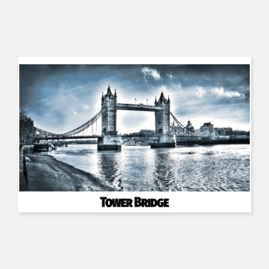 Tower Bridge - 30x20 cm Poster