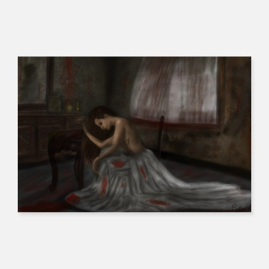 Bloody Bloody Bride - 30x20 cm Poster