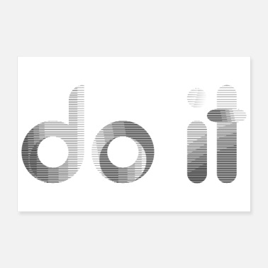 Scripture SCRIPTURE: DO IT - Poster