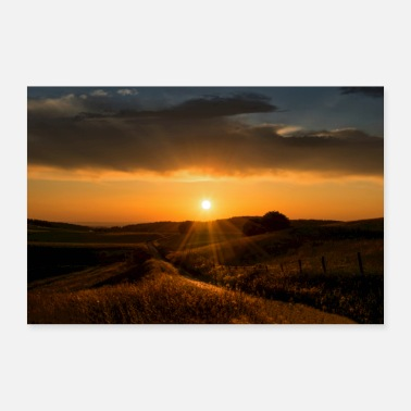 Dawn Sunrise - dawn - dawn - Poster