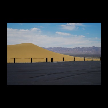 Dune, mountain look, beautiful gift idea - 30x20 cm Poster