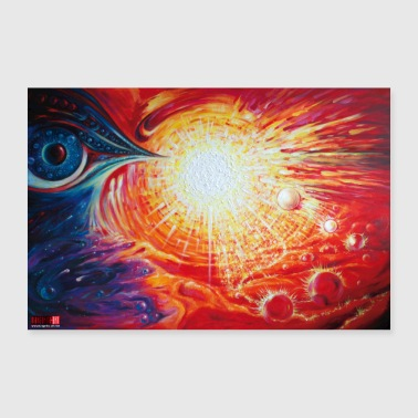 15 Big Bang Big Bang Art Plakat Margarita Art - Poster 30x20 cm