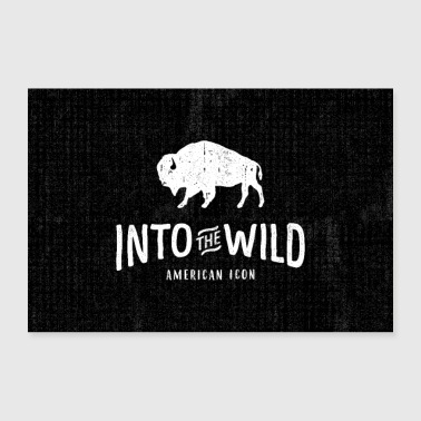 IN WILD AMERICAN ICON - Juliste 60x40 cm