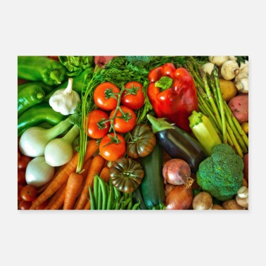 Cuisine vegetables - Poster