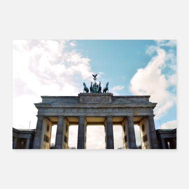 Germania Brandenburger Tor - Poster