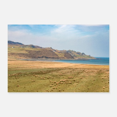Scotland Scotland Isle of Skye Staffin Highlands poster - Poster